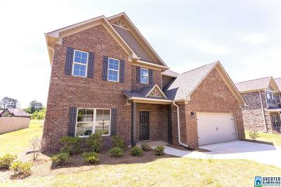 McCalla Single Family Home For Sale: 6248 Fieldbrook Cir
