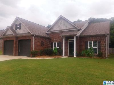 Pinson AL Single Family Home For Sale: $189,900