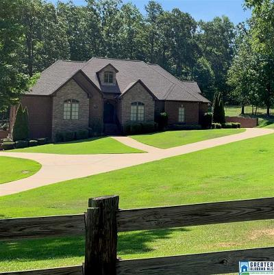 McCalla Single Family Home For Sale: 6150 Rock Mountain Lake Rd