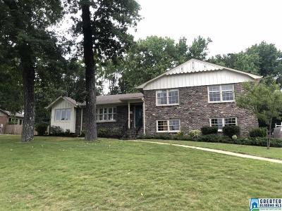 Hoover Single Family Home For Sale: 2133 Camaro Ln