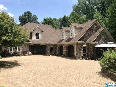 Trussville Single Family Home For Sale: 7393 Lake In The Woods Ln