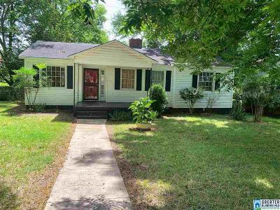 Anniston Single Family Home For Sale: 413 Knox Ave