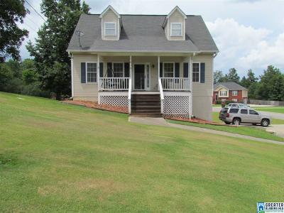 Moody AL Single Family Home For Sale: $189,900