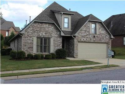 Hoover Single Family Home For Sale: 5630 Park Side Cir