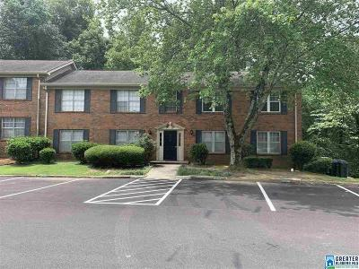 Vestavia Hills Condo/Townhouse For Sale: 2050 Montreat Pkwy #D