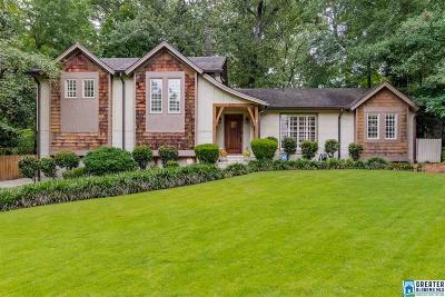 Homewood Single Family Home For Sale: 107 Malaga Ave
