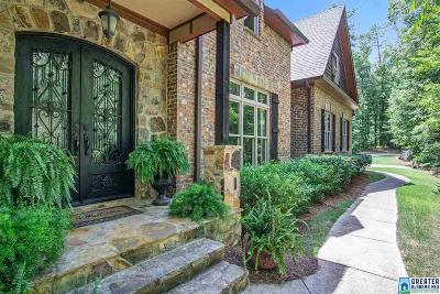 Hoover Single Family Home For Sale: 2605 Cahaba River Estates