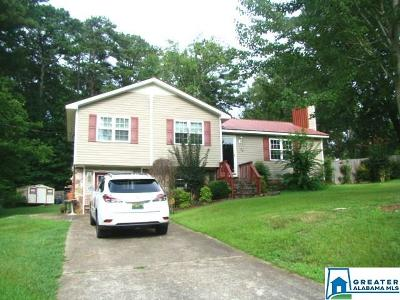 Anniston Single Family Home For Sale: 90 Ty Dr