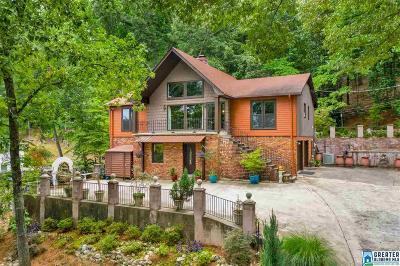 Birmingham Single Family Home For Sale: 3677 Cahaba Beach Rd