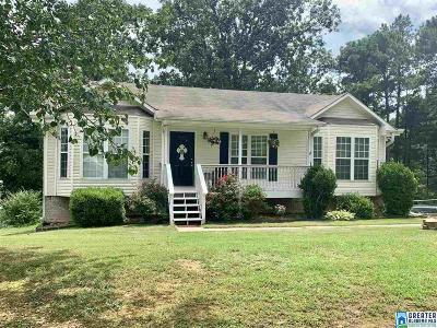 Moody AL Single Family Home For Sale: $174,500