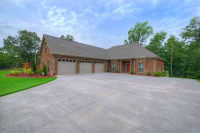 Gardendale Single Family Home For Sale: 8464 Sharit Dairy Rd