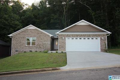Anniston Single Family Home For Sale: 2609 Oak Village Dr