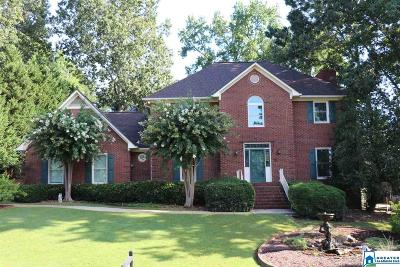 Single Family Home For Sale: 4922 Spring Rock Rd