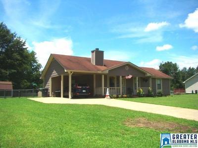 Weaver Single Family Home For Sale: 48 Lone Oak Dr