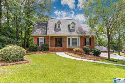 Trussville Single Family Home For Sale: 102 Worthington Way