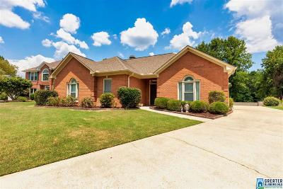 Hoover Single Family Home For Sale: 316 Amherst Dr