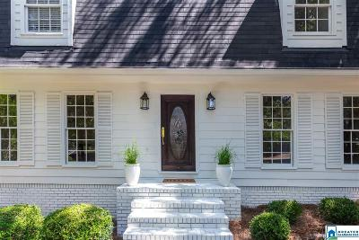 Vestavia Hills Single Family Home For Sale: 3404 Country Brook Ln