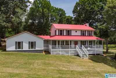 McCalla Single Family Home For Sale: 5965 Coleman Lake Rd