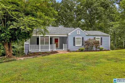 Trussville Single Family Home For Sale: 7141 Honor Keith Rd