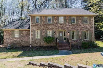 Vestavia Hills Single Family Home For Sale: 1244 Branchwater Ln