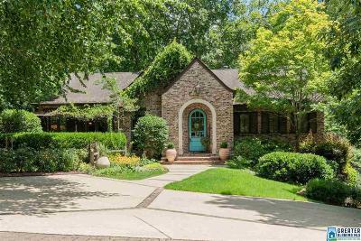 Vestavia Hills Single Family Home For Sale: 417 Vesclub Ln
