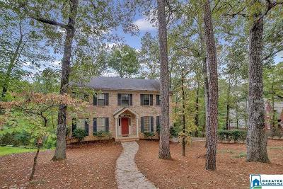 Riverchase Single Family Home For Sale: 945 Riverchase Pkwy W