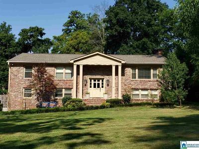 Vestavia Hills Single Family Home For Sale: 912 Granbury Rd