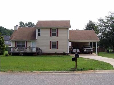 Single Family Home For Sale: 400 Comanche St