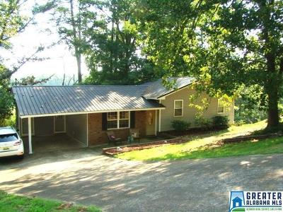 Anniston Single Family Home For Sale: 1513 Burnham Rd