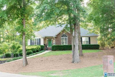 Pell City Single Family Home For Sale: 420 Patches Ln