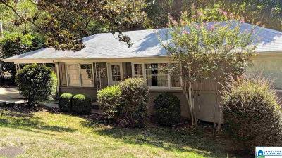 Homewood Single Family Home For Sale: 1021 Drexel Pkwy