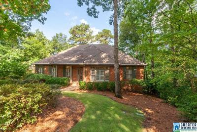 Riverchase Single Family Home For Sale: 1124 Lakeridge Dr