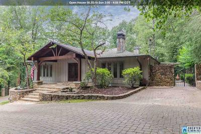 Mountain Brook Single Family Home For Sale: 4224 Old Brook Trl