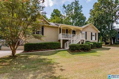 Single Family Home For Sale: 3825 S Shades Crest Rd