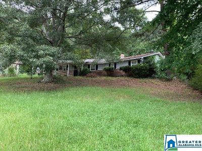 Single Family Home For Sale: 2328 Old Rocky Ridge Rd