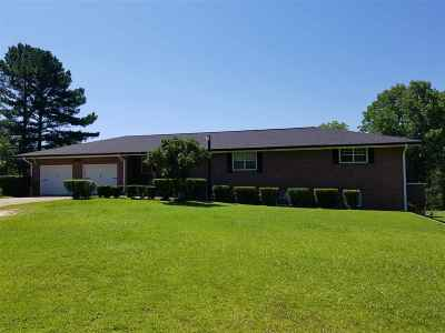 Roanoke Single Family Home For Sale: 1986 Co Rd 79