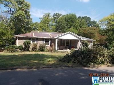 Birmingham Single Family Home For Sale: 8504 10th Ave S