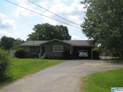 Odenville Single Family Home For Sale: 13332 Hwy 411