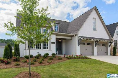 Hoover AL Single Family Home For Sale: $467,000