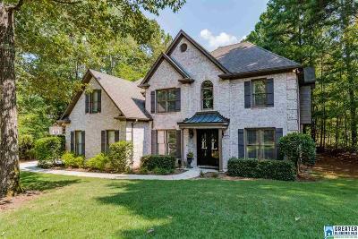Chelsea Single Family Home For Sale: 100 Grande Vista Way