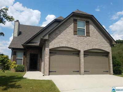 Fultondale, Gardendale Single Family Home For Sale: 4328 Sierra Way