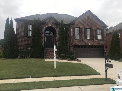 Hoover Single Family Home For Sale: 3121 Crossings Dr