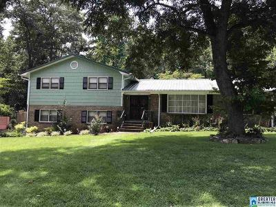 Anniston Single Family Home For Sale: 930 Pecanwood Dr