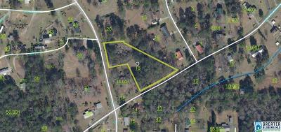 Weaver Residential Lots & Land For Sale: 800 Cedar Springs Rd