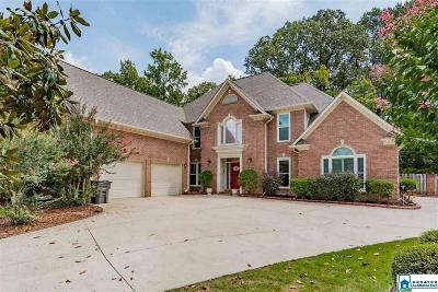Hoover Single Family Home For Sale: 1835 Polo Ct