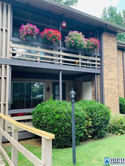 Vestavia Hills Condo/Townhouse For Sale: 3101 Lorna Rd #1313