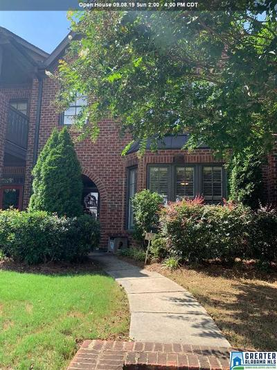 Trussville Condo/Townhouse For Sale: 6340 Spring St