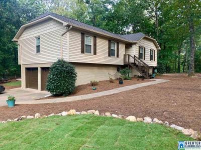 Single Family Home For Sale: 14 Red Stick Rd