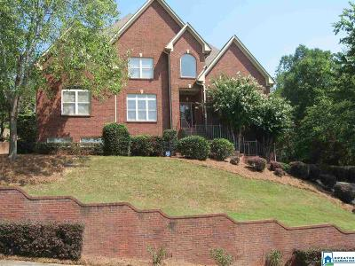 Hoover Single Family Home For Sale: 1337 Scout Trc