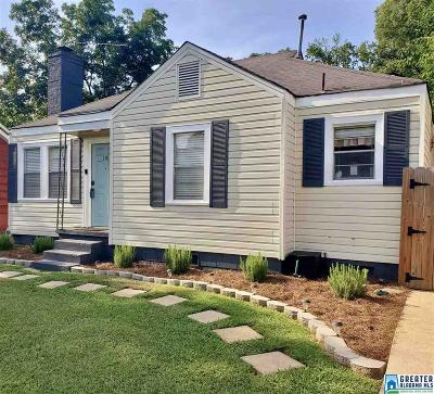 Hueytown Single Family Home For Sale: 116 Ivy Ave